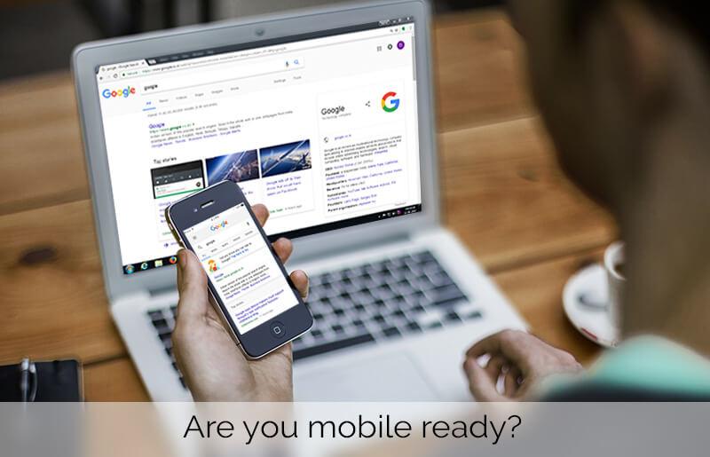 Blog Mobile First Indexing for hotel websites