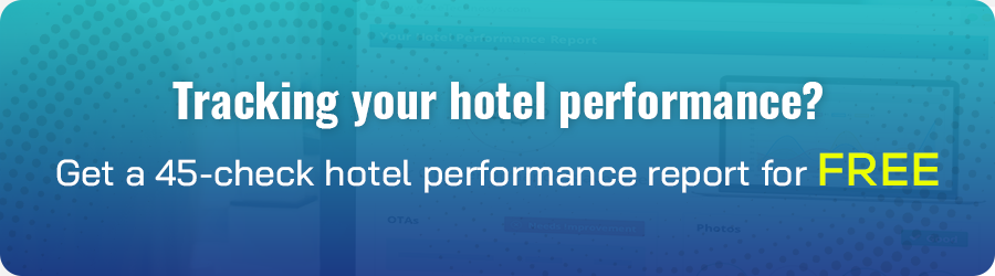 Free Hotel Audit Report | Analyze Your Hotel's Online