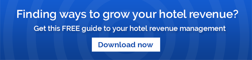 Get FREE hotel revenue management guide